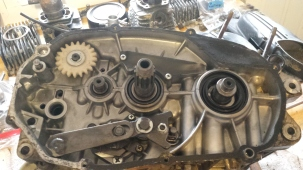 Jan 17 Clutch side apart 2